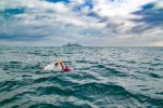 Channel Swim Abandoned Due To SIPE