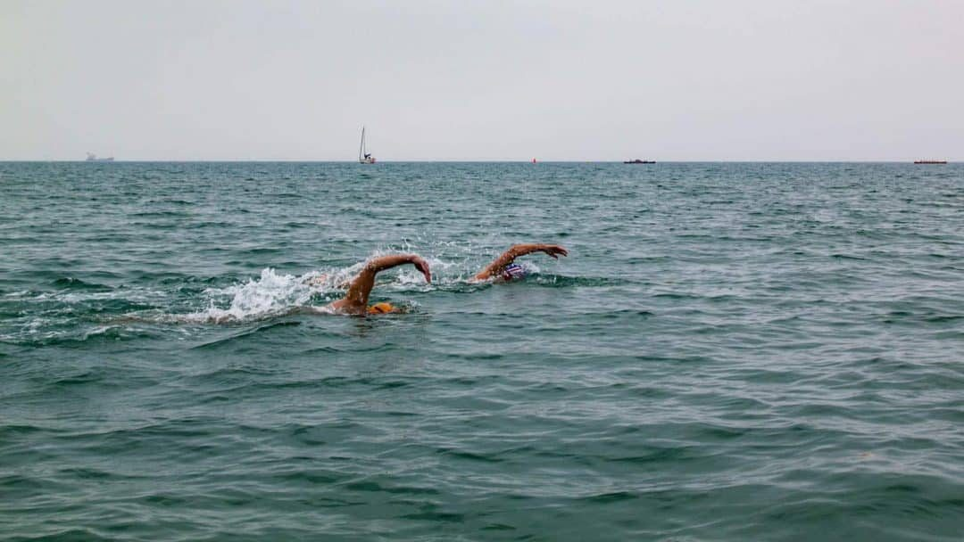 Weymouth 6 Hour Swim